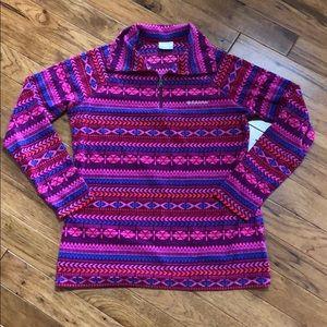 Columbia Light Weight Sweater